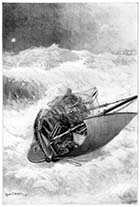 The Great Gale: The Disaster to the Margate Surf-Boat Friend of all Nations 1897 | Margate History