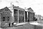 Royal Seabathing Hospital 1882: Main Front of Old Building  | Margate History