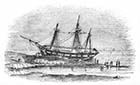 Wreck of the Barque Emma on Nayland Rock November 1843 | Margate History