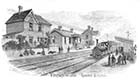 Westgate-on-Sea Railway Station 1878 | Margate History