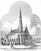 New Congregational Church [Union Crescent] 1858 | Margate History