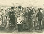 The Morning Promenade: A sketch on the Jetty, Margate 1874 | Margate History