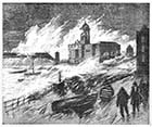 The Great Gale – Scene at Margate during the height of the storm 1897 | Margate History