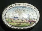 Hoopers Hill Bilstone enamel patch box | Margate History