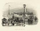 Margate from the Pier, 22 February 1841 | Margate History