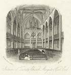 Trinity Church Interior (West End) | Margate History