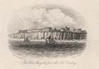 Fort from the New Landing, 6 July 1857 | Margate History