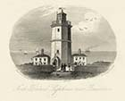 North Foreland Lighthouse near Broadstairs, February 1871 | Margate History