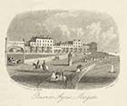 Buenos Ayres [entry to railway station on left], 20 May 1868 | Margate History