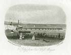 New  Jetty from East Cliff, 1 March 1861 | Margate History