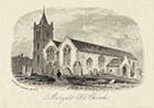 Old Church [St. John's], no  date | Margate History