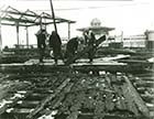 Jetty pavilion fire 1964 | Margate History