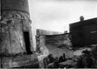 Damaged Lighthouse [Payne Collection] | Margate History