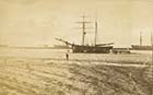 Ship ashore after storm 1877 | Margate History