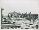 Houghton The morning after the storm, Jetty | Margate History
