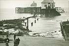 Pier after storm 14 Jan 1978 | Margate History