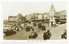 clock tower trams 1927 | Margate History