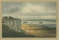Fort and Cliffs 1809 | Margate History