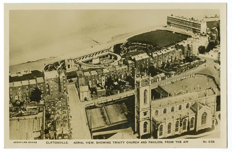trinity square margate margate history